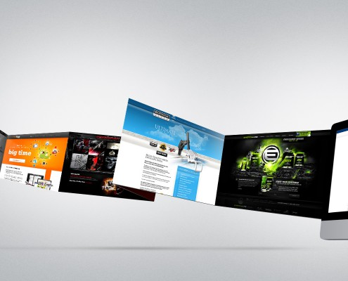 Web-Design main