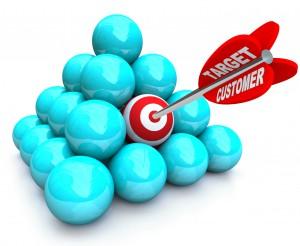 Targeted Customer in Marketing Pyramid